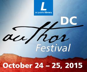 DC Author Festival Graphic