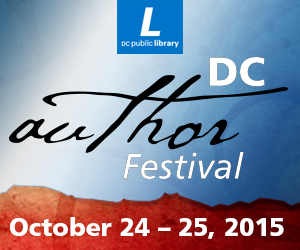 DC Author Festival Graphic