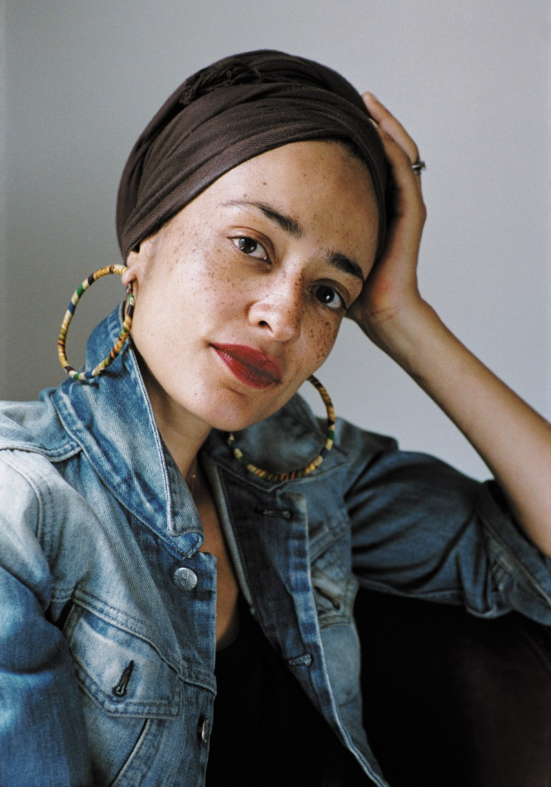 Zadie Smith, New York City, June 2016