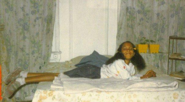 JoshundaSandersasaChildcirca1984