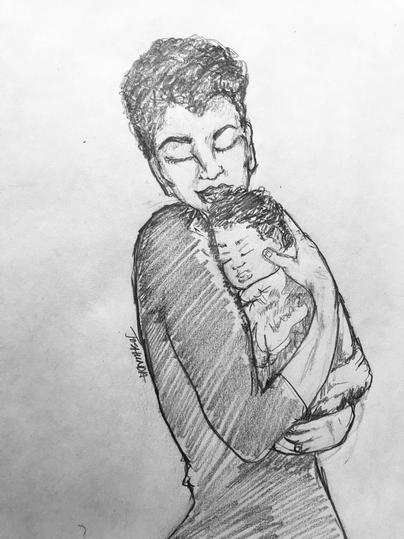 MotherhoodSketch