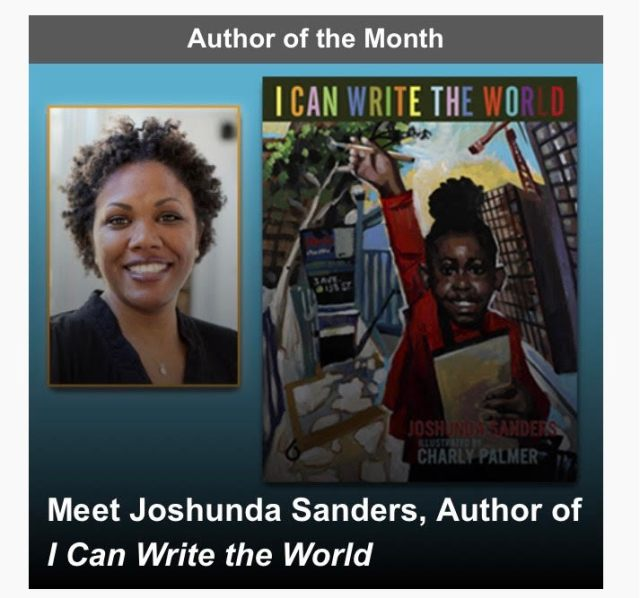 SLC Author of the Month